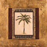 Stately Palm II Wall Art by  Mindeli