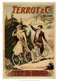 Terrot et Cie Dijon Posters por Francisco Tamagno