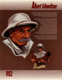 Albert Schweitzer Posters