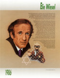 Elie Weisel Poster