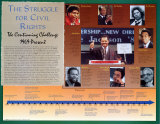Civil Rights 1969 - Present Poster