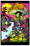 Mushroom Magic Poster