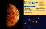 PLANETS The Planets - Mercury 17x11 Wall Poster