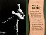 Maria Tallchief - Reprodüksiyon
