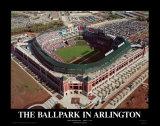 Estadio Ballpark: Arlington, Texas Láminas por Mike Smith