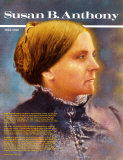 Susan B. Anthony Prints