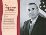 Ben Nighthorse Campbell Posters
