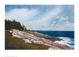 Pemaquid Point Prints by Douglas Brega