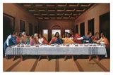 La última cena|Last Supper Lámina por Hullis Mavruk