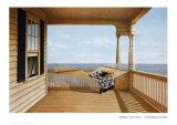 Sommarställe|Summer Place Posters av Daniel Pollera