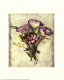 Lisianthus Prints by Rosanne Olson