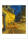 Cafe at Night Prints by Vincent van Gogh