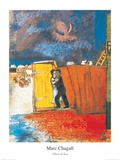Claire de Lune Poster by Marc Chagall