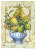 Fruit Bowl II Prints by A. Vega