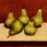 Bartlett Pear Prints by Bill Creevy