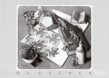 M. C. Escher - Plazi Plakát