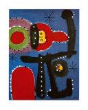 Peinture, c.1954 Posters by Joan Miró