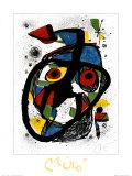 Carota, c.1978 Posters af Joan Miró