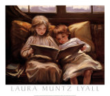 Interesting Story Prints by Laura Muntz Lyall