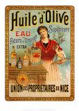 Olivenöl Kunstdrucke