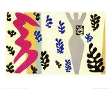 Le lanceur de couteau Posters par Henri Matisse