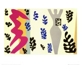 Knife Thrower Posters by Henri Matisse