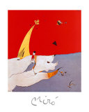 Joan Miró - Paysage, c.1925 - Art Print