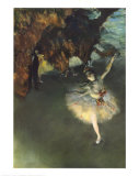 Star Posters by Edgar Degas