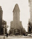 Walter Gritsik - Flatiron Binası - Reprodüksiyon