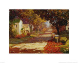 Late Summer Day Posters by Kent Wallis