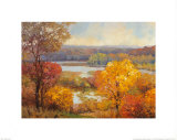 Shades of Autumn Posters by Kent Wallis
