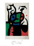 Joan Miró - Matador - Reprodüksiyon