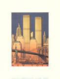 New York Posters par Craig Holmes