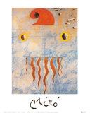 Tete de Paysan Catalan, c.1925 高品質プリント : ジョアン・ミロ