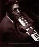 Thelonious Monk Print by William P. Gottlieb