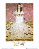 Mada Primavesi Poster by Gustav Klimt