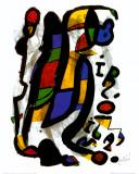 Milano Posters par Joan Miró