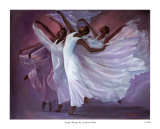 Angel Wings Posters por Laverne Ross
