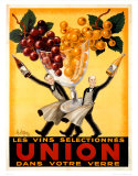 Union 1950 Posters by Robys (Robert Wolff) 
