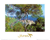 Bordighera, 1884 Prints by Claude Monet