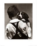 Puppy Love Poster von H. Armstrong Roberts