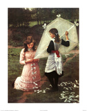 Frederick Morgan - Kite - Art Print