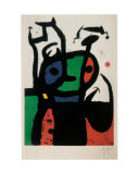 Matador Prints by Joan Miró
