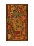 Kunterbunt, c.1939 Prints by Paul Klee
