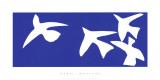 Les Oiseaux 1947 Serigraph by Henri Matisse
