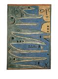 Der Graue und Die Kuste, c.1938 Posters by Paul Klee