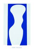 Torse Blanc, c.1944 Serigraph by Henri Matisse