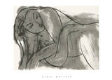 Nu, c.1941 Sérigraphie par Henri Matisse