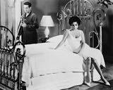 Elizabeth Taylor & Paul Newman Foto