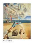 Sans titre, 1942 Affiches par Salvador Dalí